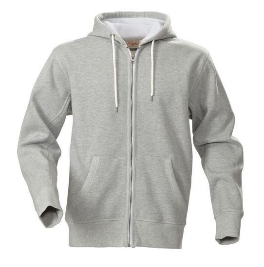 Picture of Hooded sweater Jacket - Men